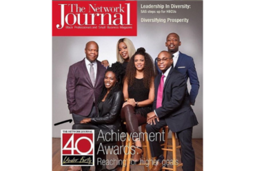 Adrienne Named a 40 Under 40 Achiever